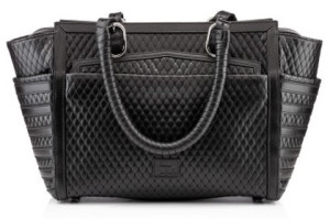 Black Handbag from Christian Louboutin Fall 2013 Collection