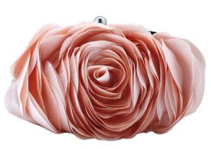 Petal Flower Magnificent Party Evening Bag