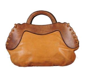 Marr Vintage Soft Leather Handbag
