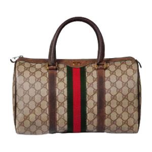 Gucci Nice Monogram Design Vintage Bag