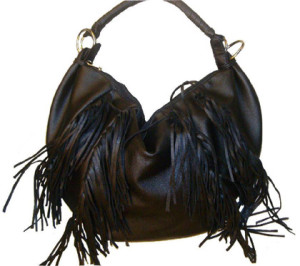 Fashionable Charming Fringe Designer Handbag